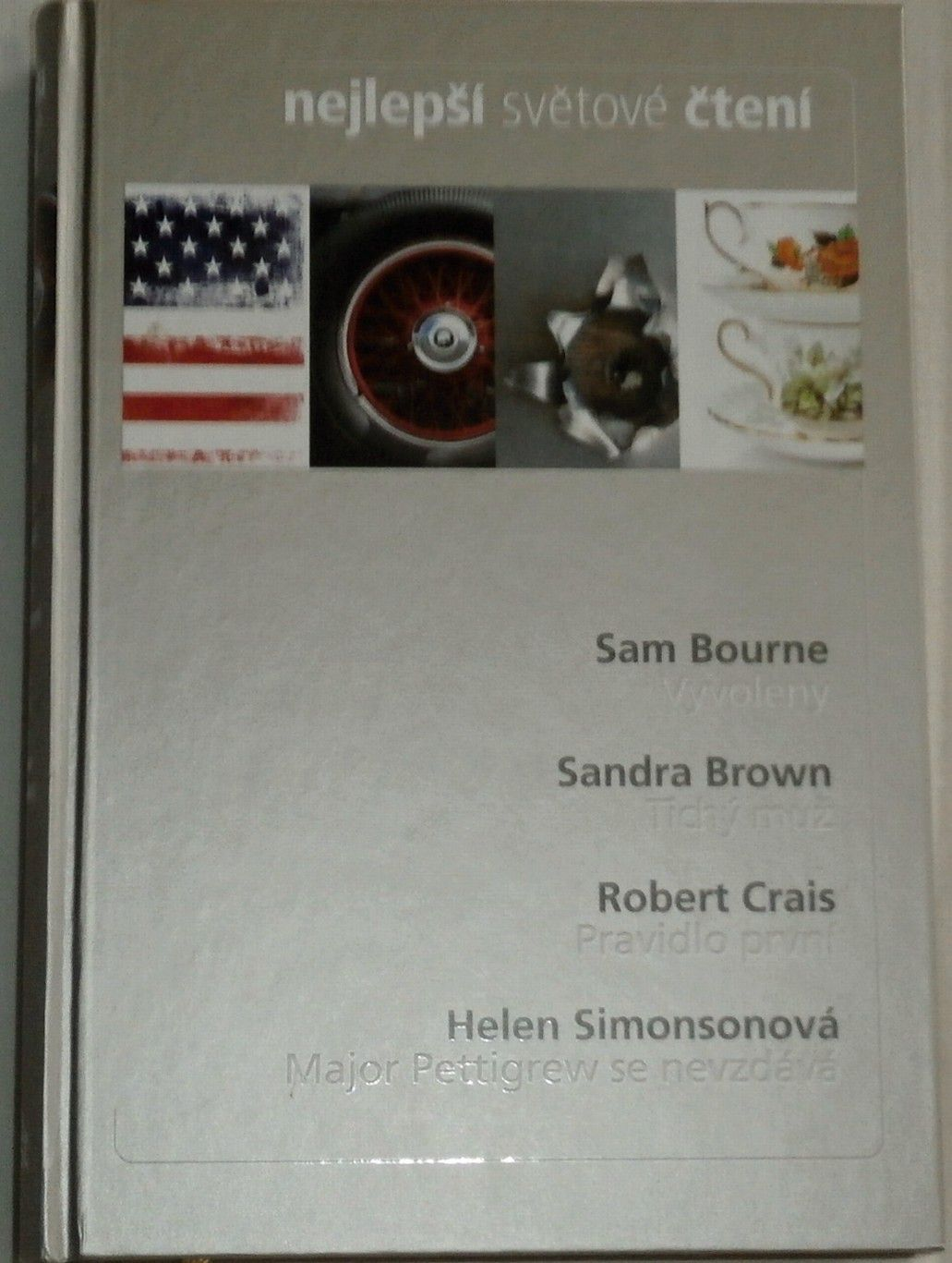 Nejlepší světové čtení - Bourne, Brown, Crais, Simonsonová