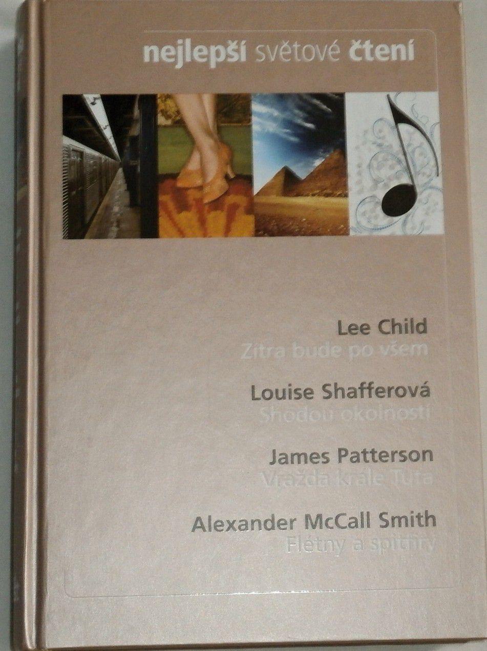 Nejlepší světové čtení - Child, Shafferová, Patterson, McCall Smith