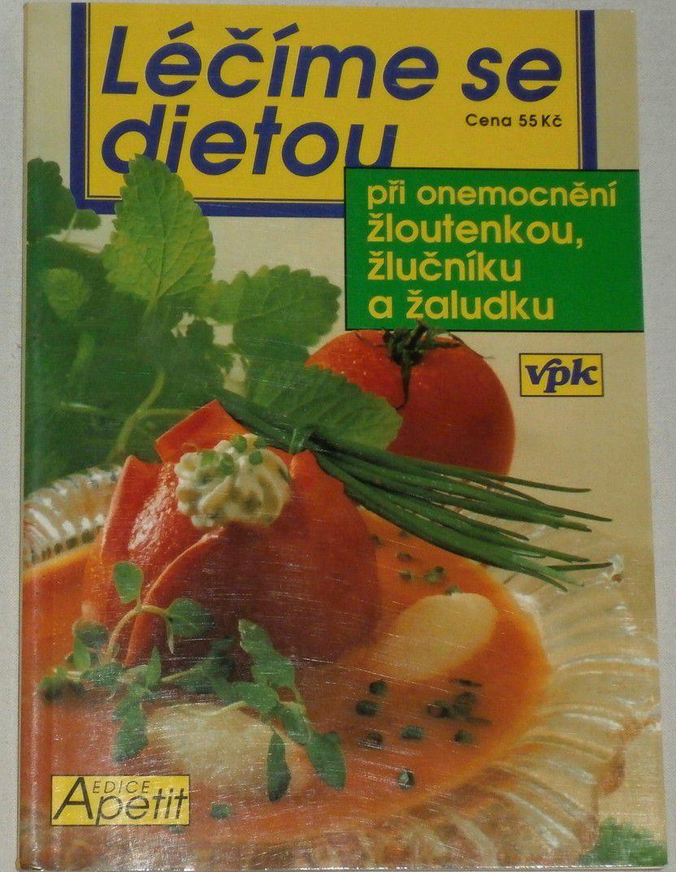 Peychlová Bohumíra - Léčíme se dietou