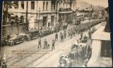 Vladivostok - pochod britských jednotek 1918