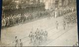 Vladivostok - pochod japonských jednotek 1918