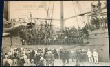 Vladivostok - vylodění amerických jednotek 1918