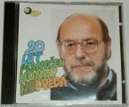 CD 20 let písniček Honzy Nedvěda