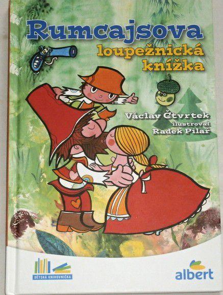 Čtvrtek Václav - Rumcajsova loupežnická knížka