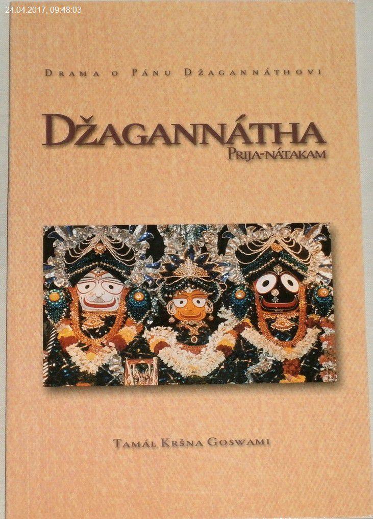 Goswami Tamál Kršna - Džagannátha Prija-Nátakam
