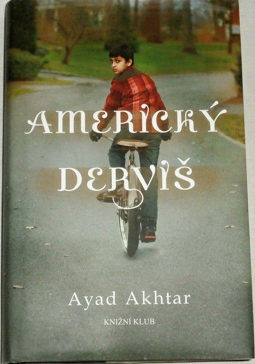 Akhtar Ayad - Americký derviš
