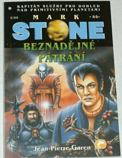 Garen Jean Piere - Mark Stone 44: Beznadějné pátrání