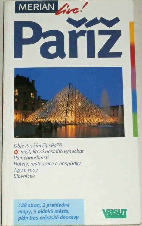 Merian: Průvodce - Paříž